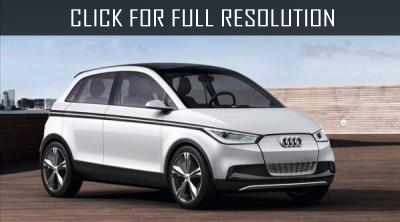 On the Internet appeared first photos of 2019 Audi A1