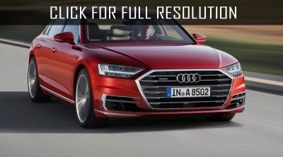 Specialists tested a new autopilot of Audi A8 2019