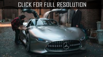 AMG Vision Gran Turismo will be at the disposal of Batman