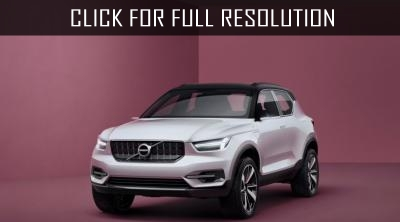 New Volvo XC40 will receive electrical power unit