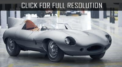 Jaguar is going to present the revived classical D-Type sports car