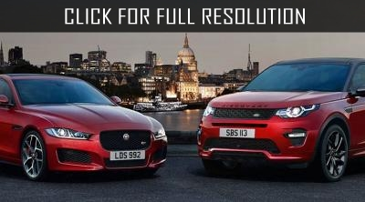 Jaguar Land Rover has registered 29 new names for their future cars