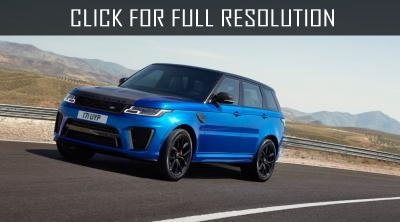 Land Rover updated the charged models