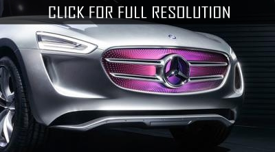 In 2019 the Mercedes-Benz will have a crossover GLB