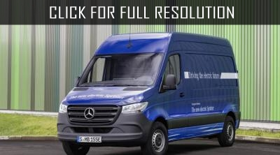 Mercedes-Benz company presented a new generation of Sprinter van