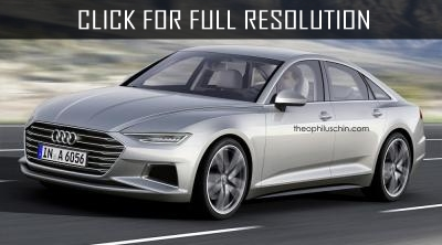 New Audi A6 was spotted on the tests