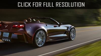Premiere of new modification of Chevrolet Corvette will take place in Detroit