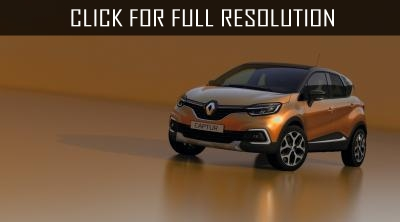 The upgraded version of the crossover Renault Captur for the European market will be presented in Geneva