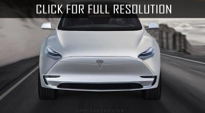 Tesla can present Model Y crossover next year