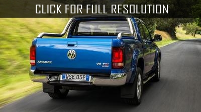 Volkswagen will repeat attempt to bring Amarok pickup to the American market